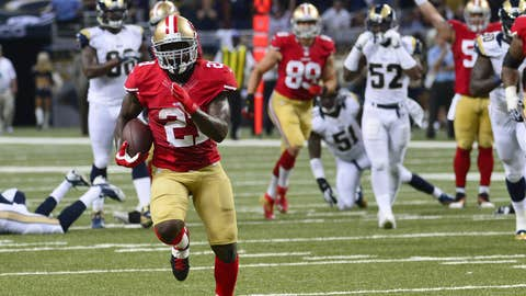 49ers 35, Rams 11