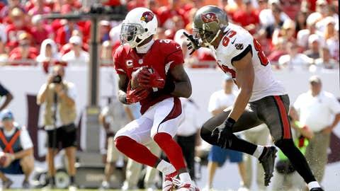 Cardinals 13, Buccaneers 10