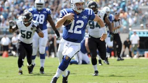 Colts 37, Jaguars 3