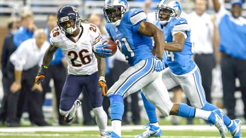 Lions 40, Bears 32