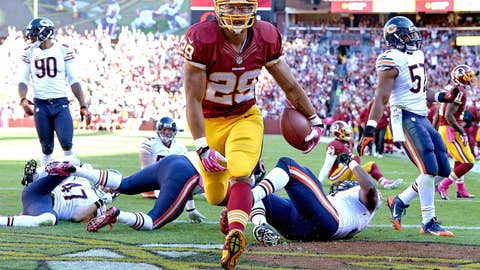 Week 7: Roy Helu, Jr.