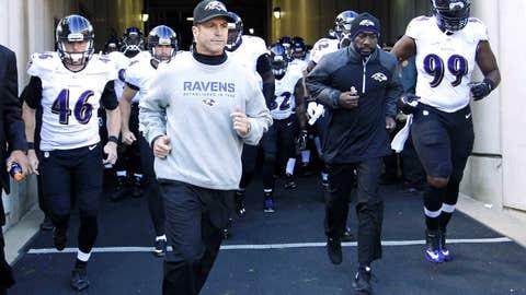 Baltimore Ravens (3-5), D+