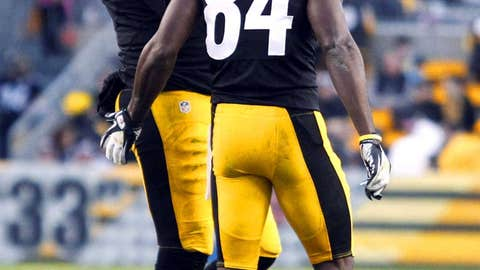 Pittsburgh Steelers (2-6), D