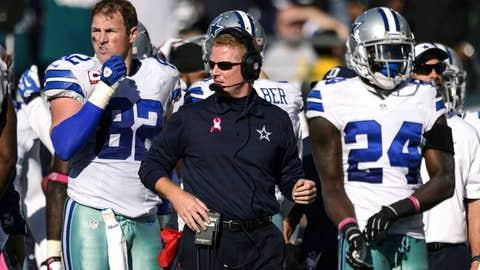 Dallas Cowboys (5-4), C+