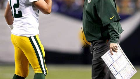 Green Bay Packers (5-3), B