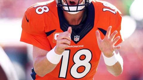 Denver Broncos (7-1), A