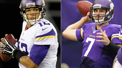 Minnesota Vikings at Dallas Cowboys (Sunday, 1 p.m. ET, FOX)
