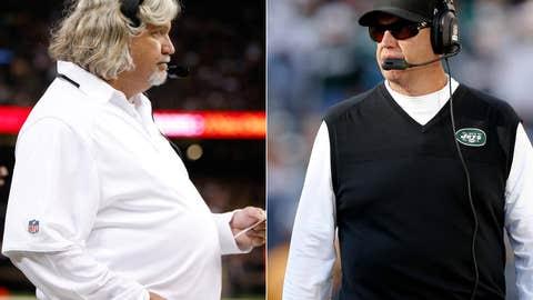 New Orleans Saints at New York Jets (Sunday, 1 p.m. ET, FOX)