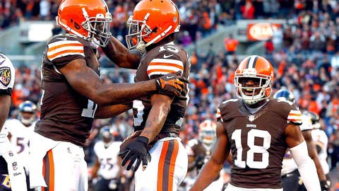 Browns 24, Ravens 18