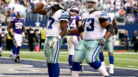 Cowboys 27, Vikings 23