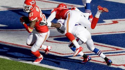 Chiefs 23, Bills 13