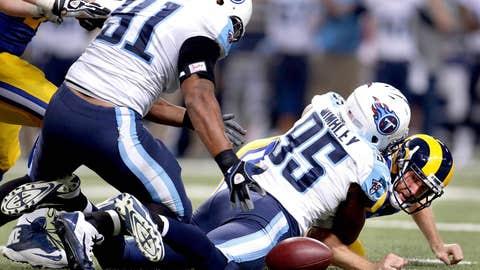 Titans 28, Rams 21