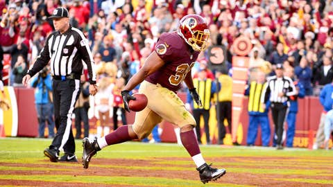 Redskins 30, Chargers 24 (OT)