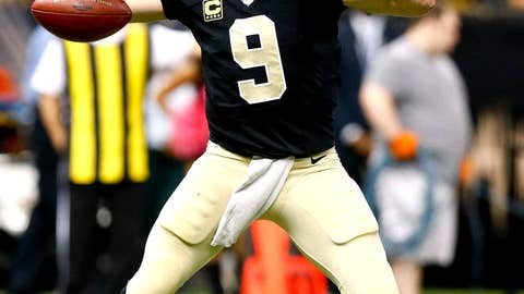 Dallas Cowboys at New Orleans Saints (Sunday, 8:30 p.m. ET, NBC)