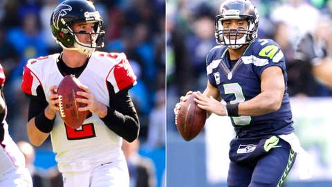 Atlanta Falcons at Seattle Seahawks (Sunday, 1 p.m. ET, FOX)