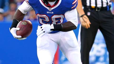 Buffalo Bills at Pittsburgh Steelers (Sunday, 1 p.m. ET, CBS)