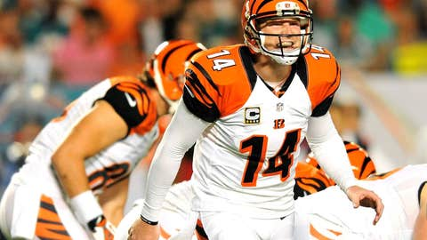Cincinnati Bengals at Baltimore Ravens (Sunday, 1 p.m. ET, CBS)