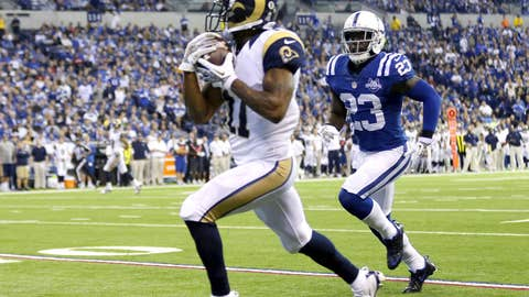 Rams 38, Colts 8