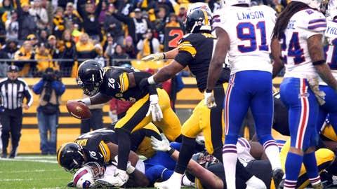 Steelers 23, Bills 10
