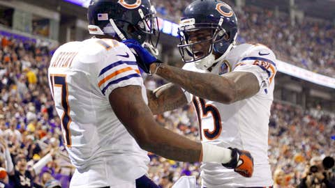 Baltimore Ravens at Chicago Bears (Sunday, 1 p.m. ET, CBS)