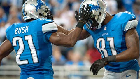 Detroit Lions at Pittsburgh Steelers (Sunday, 1 p.m. ET, FOX)