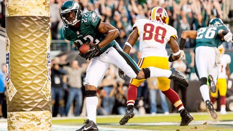 Eagles 24, Redskins 16