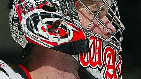 Cam Ward, Carolina Hurricanes