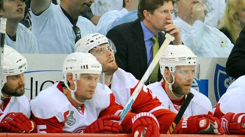 Can the Red Wings rebound?