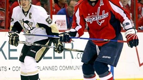 Capitals vs. Penguins