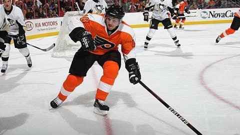 Daniel Briere, Philadelphia Flyers