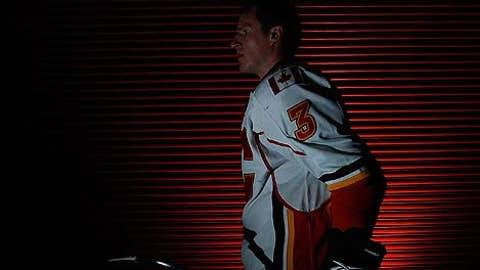Dion Phaneuf, Calgary Flames