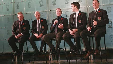 Hockey Hall of Fame, Class of 2009