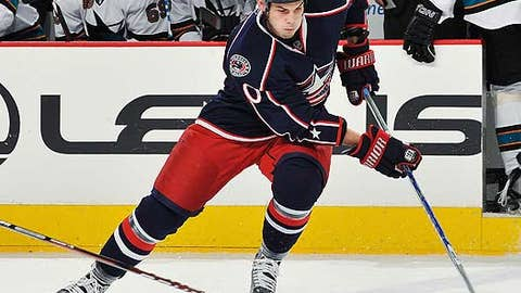 Jared Boll, Columbus Blue Jackets