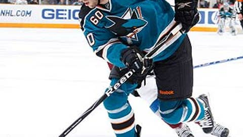 Jason Demers, Sharks