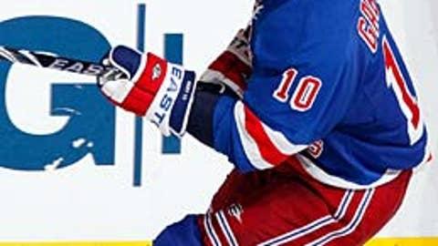 Marian Gaborik, NY Rangers