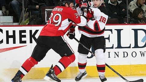 Matt Carkner, Ottawa Senators