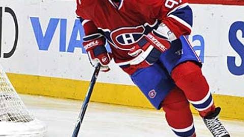 Scott Gomez, Montreal Canadiens