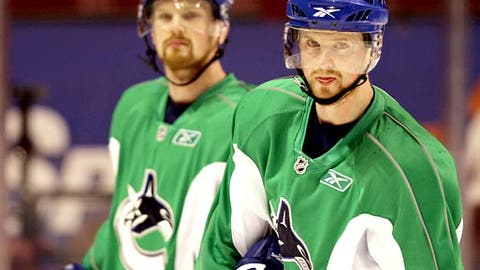 The Sedin machine