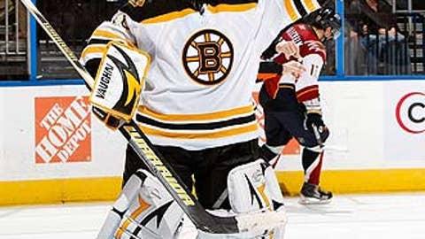 Tuukka Rask, Bruins