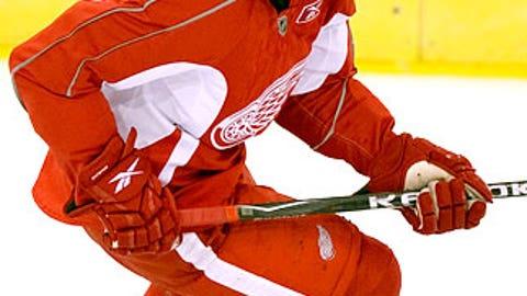 What about Pavel Datsyuk?