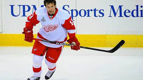 What kind of impact will Pavel Datsyuk have?