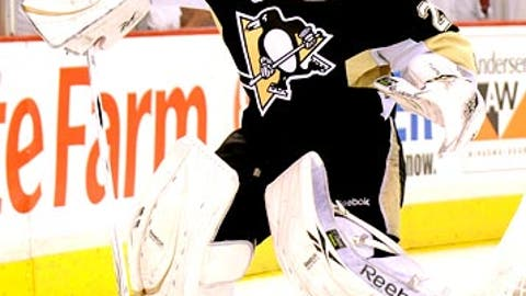 Which Marc-Andre Fleury will show up?
