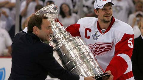 Will we see the Red Wings of Game 5?