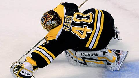Rask up to the task