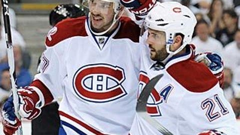 """""""Rope-a-dope"""" Habs"""
