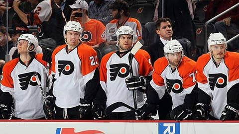 Flyers grounded?