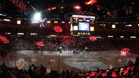 Hockeytown rocks