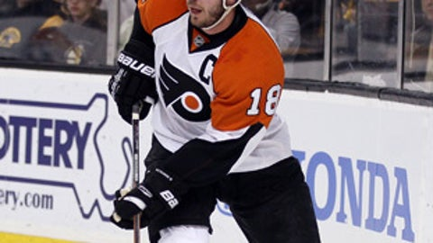 Mike Richards, Flyers