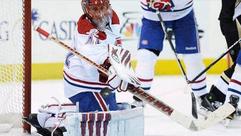 Jaroslav Halak, Canadiens