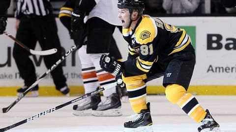 Marc Savard, Bruins